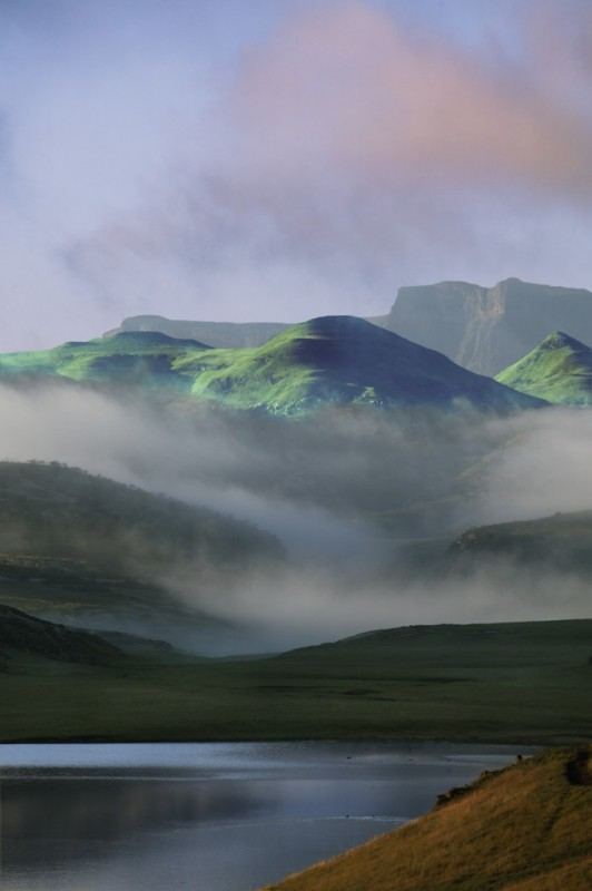 Metsi Masto at dawn